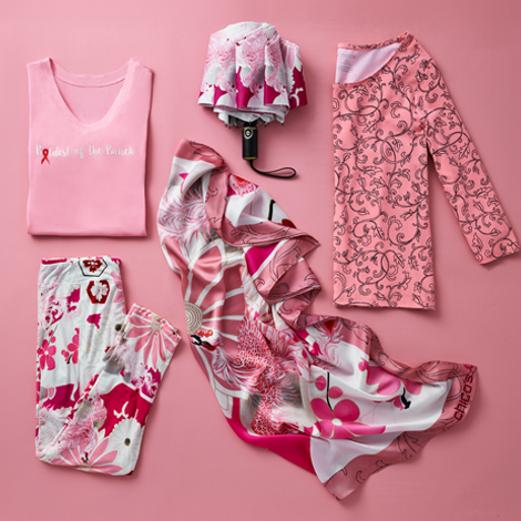 Chico's Living Beyond Breast Cancer Collection
